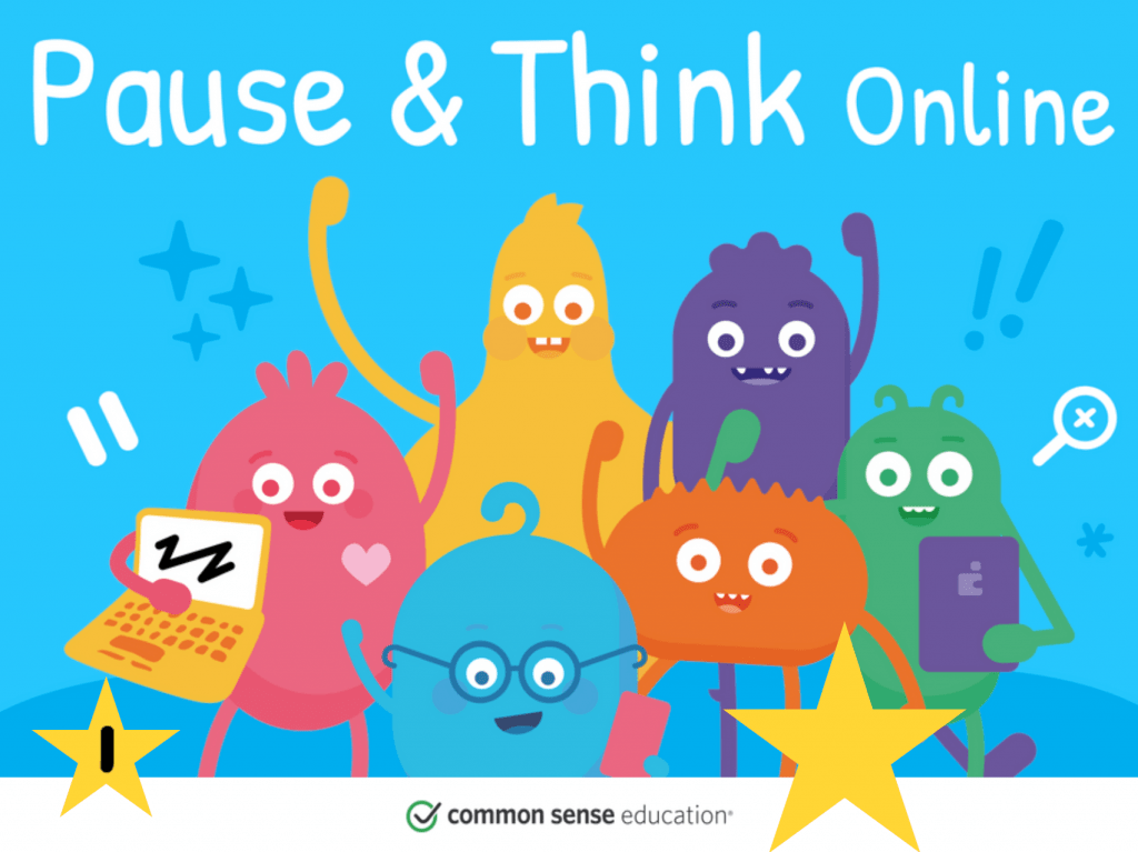 Click and sing! : ) Be smart online!